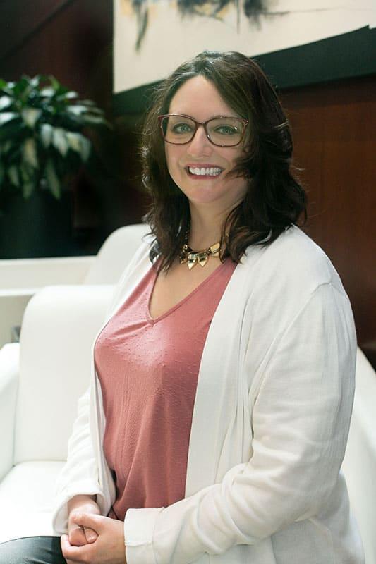 Kendra Cordes, Legal Assistant