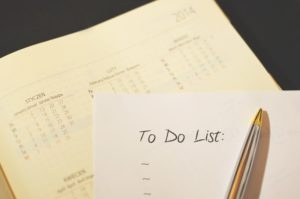Estate Planning To Do List